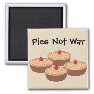 Aimant Guerre de tartes pas