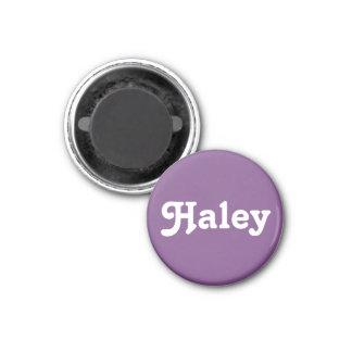 Aimant Haley
