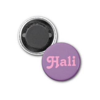 Aimant Hali