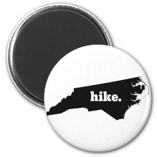 Aimant Hausse la Caroline du Nord