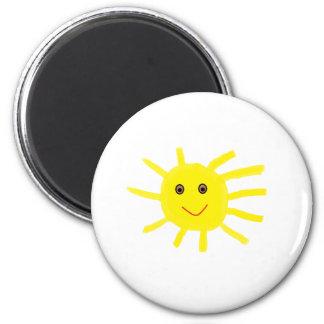 Aimant Hé soleil