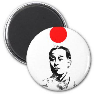 Aimant Héros japonais