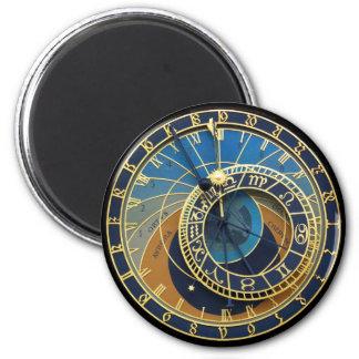 Aimant Horloge-Prague astronomique Orloj