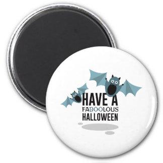 Aimant Huez la conception de Halloween de battes