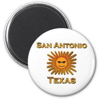 Aimant Icône de San Antonio Sun