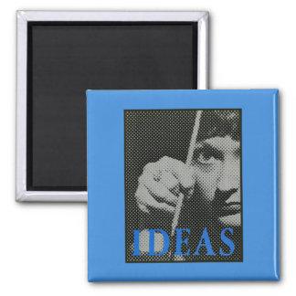Aimant Idées - graphique 1981 de promo