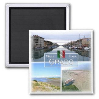 Aimant IL l'Italie # Friuli Venezia Giulia - Grado -