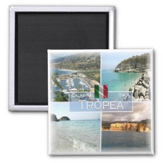 Aimant IL - l'Italie # la Calabre - le Tropea -