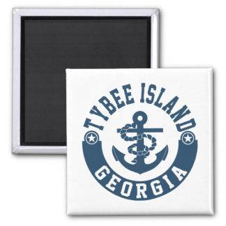 Aimant Île la Géorgie de Tybee