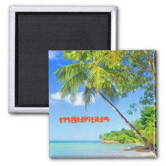 Aimant Île tropicale en Îles Maurice