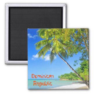 Aimant Île tropicale en République Dominicaine