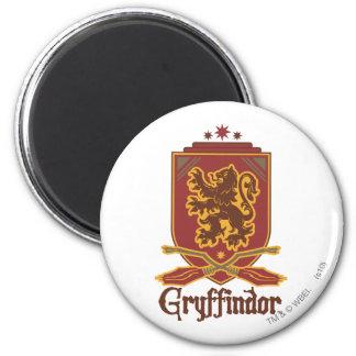 Aimant Insigne de Harry Potter | Gryffindor QUIDDITCH™