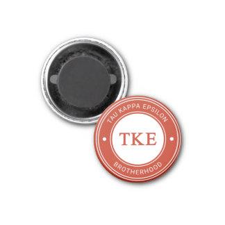 Aimant Insigne de l'epsilon | de Kappa de Tau