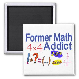 Aimant Intoxiqué de maths