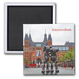 Aimant J'aime Amsterdam
