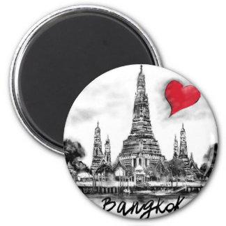 Aimant J'aime Bangkok