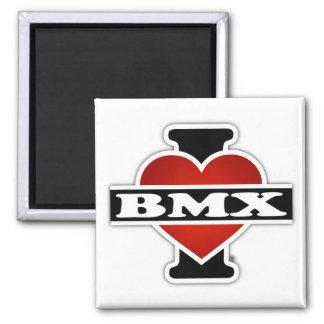 Aimant J'aime BMX