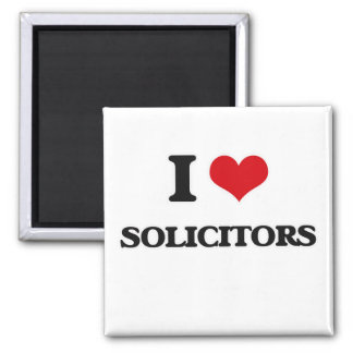 Aimant J'aime des avocats-conseils