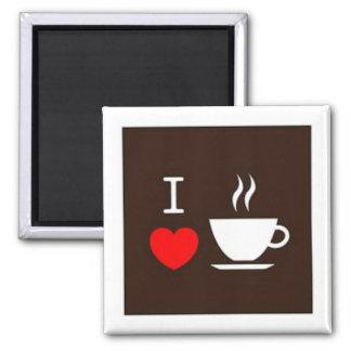 Aimant J'aime le café