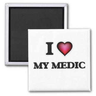 Aimant J'aime mon médecin