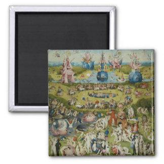 Aimant Jardin des plaisirs terrestres, 1490-1500