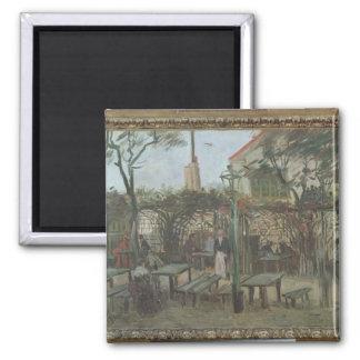 Aimant Jardins de plaisir de Vincent van Gogh | chez