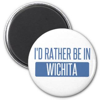 Aimant Je serais plutôt à Wichita