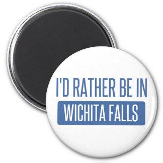 Aimant Je serais plutôt dans des automnes de Wichita
