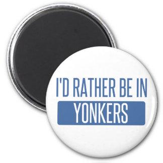 Aimant Je serais plutôt dans Yonkers