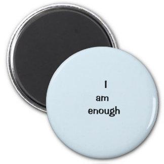 Aimant Je suis assez