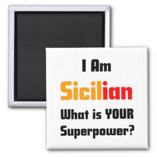 Aimant Je suis sicilien