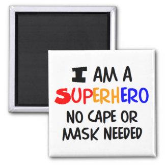 Aimant Je suis super héros
