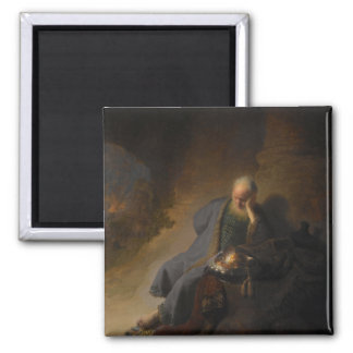 Aimant Jérémie Jérusalem Rembrandt