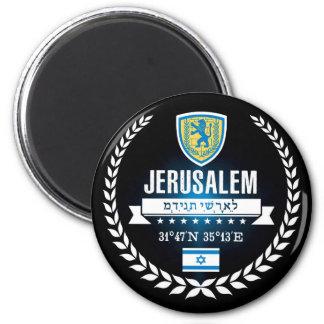 Aimant Jérusalem
