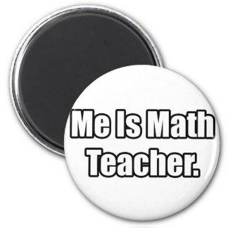 Aimant J'est professeur de maths