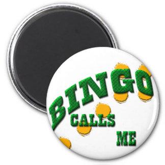 Aimant Jeux de bingo-test