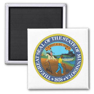 Aimant Joint d'état du Minnesota -