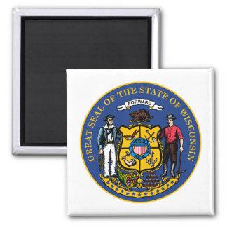 Aimant Joint d'état du Wisconsin -