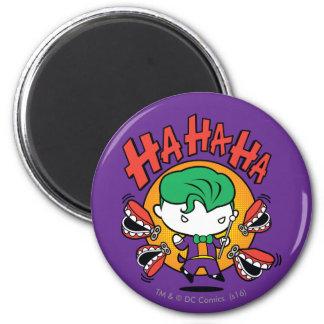 Aimant Joker de Chibi avec des dents de jouet