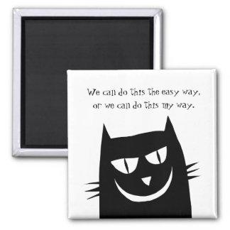 Aimant Kitty indique : Nous pouvons faire de cette MA