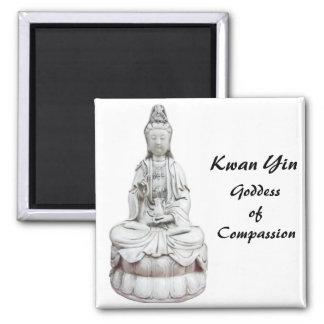 Aimant Kwan Yin 1