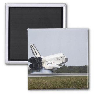 Aimant La découverte de navette spatiale atterrit 2