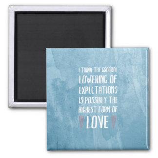 Aimant La forme la plus élevée d'aimant d'amour