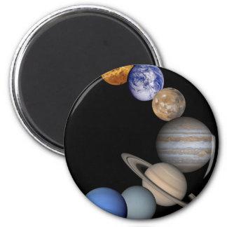 Aimant La gamme de système solaire nos planètes