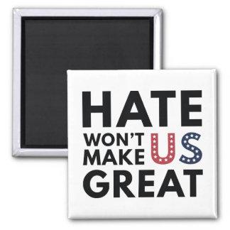 Aimant La haine ne rendra pas les USA grands