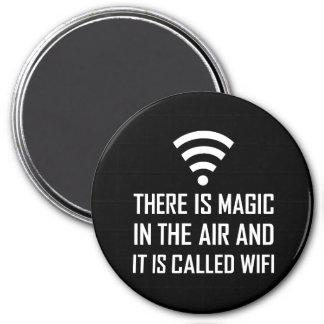 Aimant La magie dans le ciel est Wifi