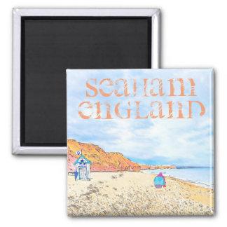 Aimant La maison est où le Seaglass est - Seaham