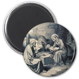 Aimant La naissance du Christ