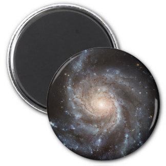 Aimant La NASA de galaxie en spirale du soleil M101