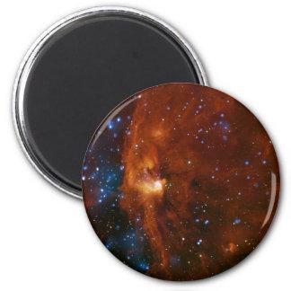 Aimant La NASA stellaire de la naissance RCW 108 d'étoile